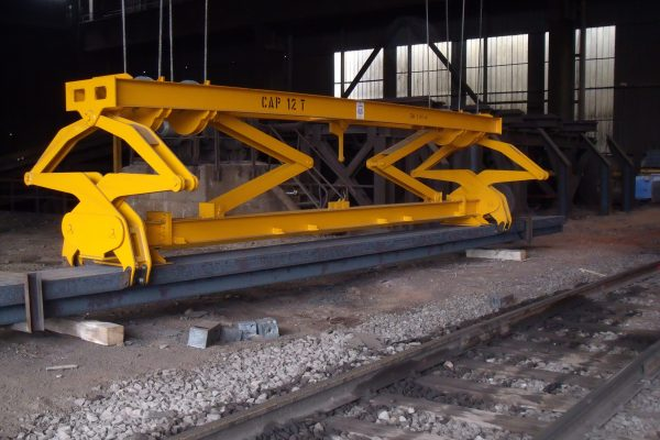Double Billet Tongs 12t