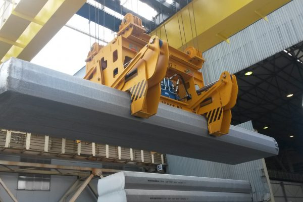 Double Block Tongs, hydraulic