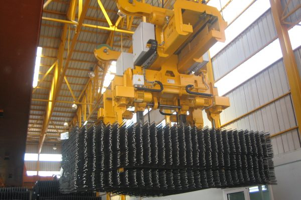 Electromotive Steel Mesh Grab