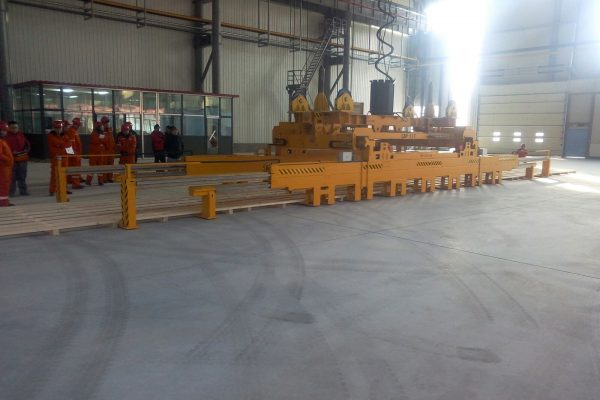 Telescopic Sheet Stack Lifter