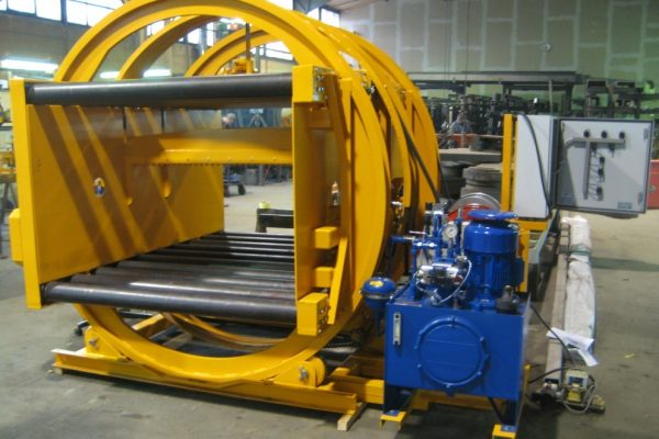 Tilting Device / Turning Device 180°